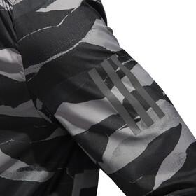 adidas Own The Run Jacket Men grey three/black/gresix